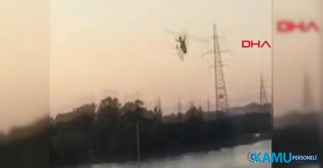 Rusya'da helikopter kazası! 1'i çocuk 3 kişi kayıp