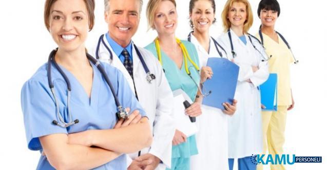 Sağlık Bakanlığı ortaöğretim mezunu 2 bin 243 personel alımı iş başvurusu şartları nelerdir?