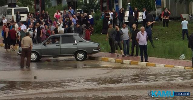 Samsun'da Sel Felaketi: Hayatını Kaybeden ve Kaybolan Vatandaşlar Var