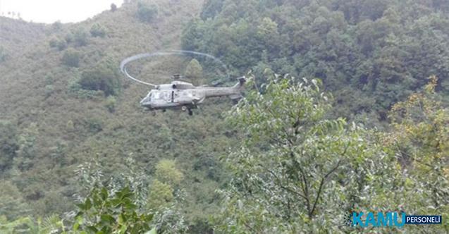 Samsun'un Terme ilçesinde sel nedeniyle mahsur kalan 17 kişi kurtarıldı
