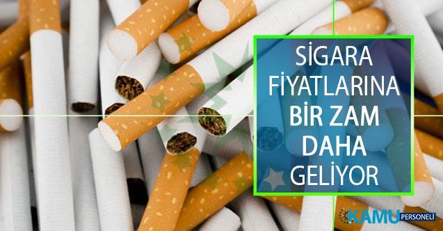 Sigara Fiyatlarına Bir Zam Daha Geliyor! En Ucuz Sigara, En Pahalı Sigara Fiyatları Ne Kadar Oldu?