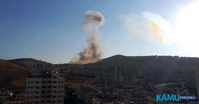 Suriye Şayrat, Askeri Hava Üssünde Patlama Meydana Geldi! 20 Kişi Öldü!