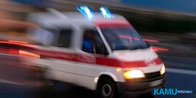 Tekirdağ Marmaraereğlisi'nde Feci Kaza ! Ölüler ve Yaralılar Var