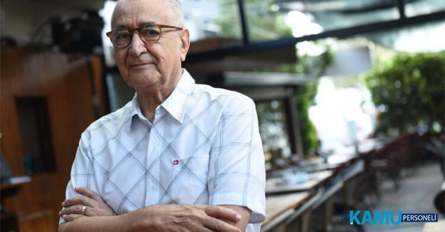 Ünlü Yazar Prof. Dr. Mehmet Doğan Cüceloğlu Hastaneye Kaldırıldı