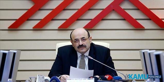 YÖK Başkanı Saraç'tan YKS Doluluk Oranı Açıklaması