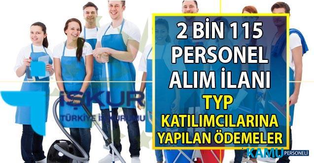 14-30 Eylül İŞKUR Temizlik iş ilanları! Okullara, Kamuya ve Kurumsal şirketlere toplam 2 bin 115 temizlik personeli alımı yapılacak!