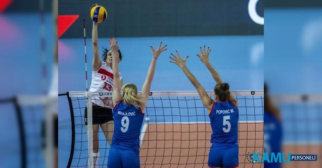 2019 Kadınlar Avrupa Voleybol Şampiyonası'nda Filenin Sultanları Avrupa ikincisi oldu