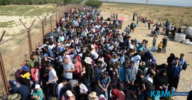 25 Bin Suriyeli Türkiye'ye Geri Döndü: Bayram İçin Ülkelerine Gitmişlerdi