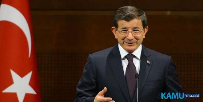 Ahmet Davutoğlu AK Parti'den İstifa Ettiğini Duyurdu