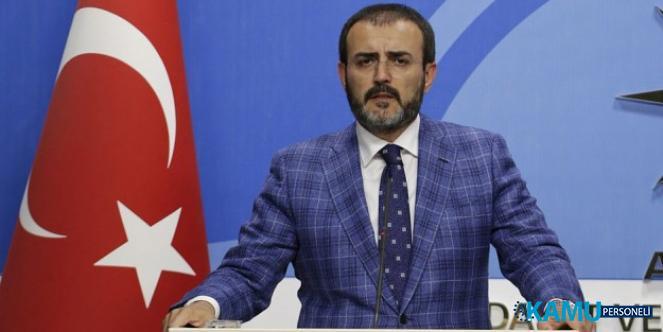 AK Parti: Kene Gibi Yapışmış PKK Sorunu Var