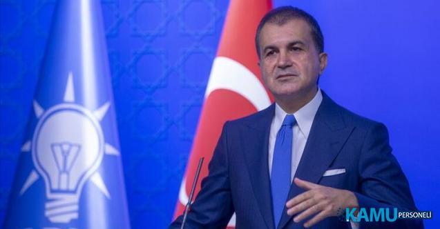 AKP sözcüsü Ömer Çelik, AKP iktidarının Suriye Rejimi ile görüşmeler yapıyor mu? Sorusuna cevap verdi