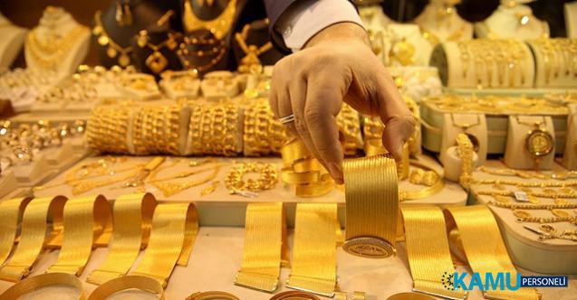 Altın Fiyatları düşüşe geçti! Gram altın ve çeyrek altın ne kadar oldu?