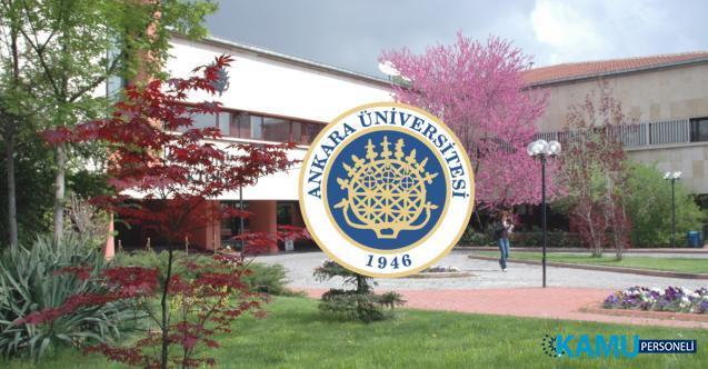 Ankara Üniversitesi 51 Doçent ve Doktor Öğretim Üyesi Alacak