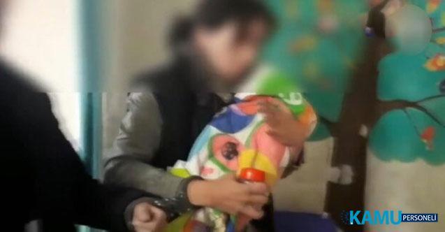 Bebeğini İple Boğarak Toprağa Gömdü