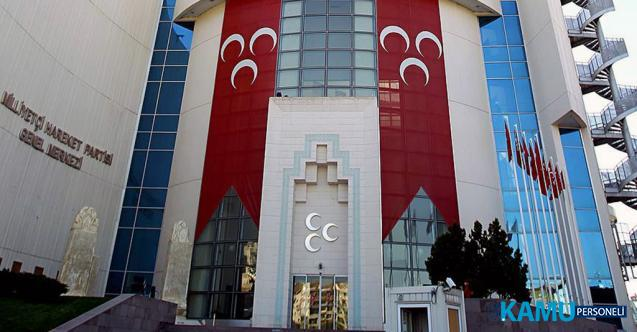 Bomba İddia Gündeme Geldi: 3 MHP'li İsim Kabinede Yer Alacak
