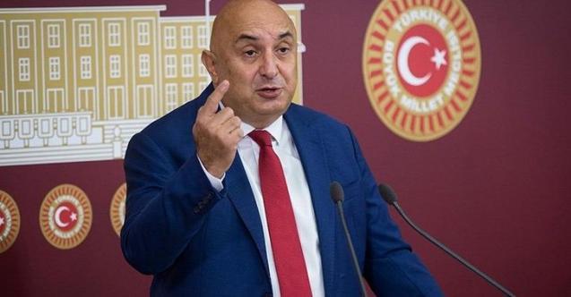 CHP'li Özkoç'tan Yargı Paketi Hakkında Açıklama