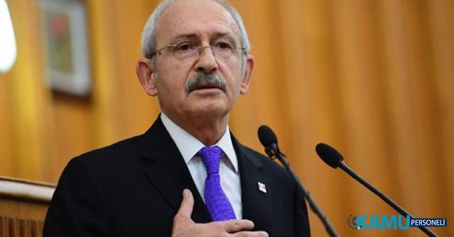 CHP Lideri Kılıçdaroğlu'ndan Yargı Paketi Hakkında Açıklama