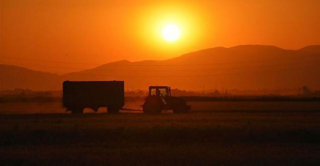 Çiftçiler için özel tarımsal hava durumu uygulaması ekranı: 'Tarımsal Hava tahmini' hizmete girdi