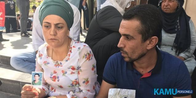 Çocuklarının PKK'ya Kaçırılması İddiası İle Eylem Yapan Ailelere 2 Aile Daha Katıldı