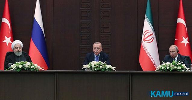 Cumhurbaşkanı Erdoğan, güvenli bölgede Suriyelilere bahçeli evler yapmak istediklerini açıkladı