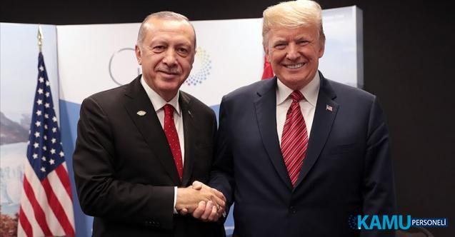 Cumhurbaşkanı Erdoğan Newyork'ta Trump ile ikili görüşecek mi?
