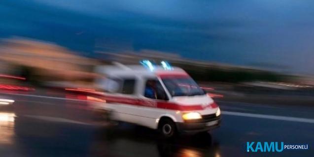 Engelli Öğrencileri Taşıyan Minibüs Kaza Yaptı: Yaralılar Var