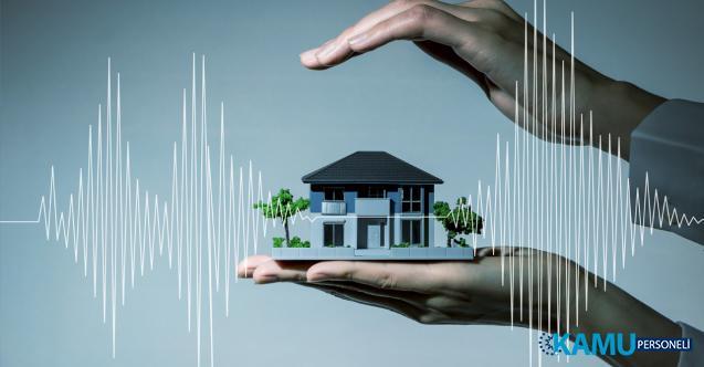 Ev ve iş yeri sahipleri dikkat! Zorunlu deprem sigortası düzenlendi!