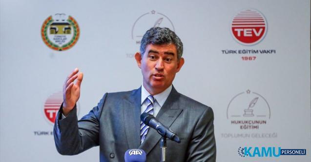 """Feyzioğlu: """"Vatandaş, Yargı Reformu ile ne yapmak istediğimizi anlıyor"""""""