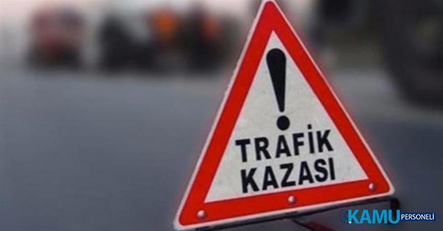Hatay İl Emniyet Müdürü Kamil Karabörk Ailesi İle Birlikte Trafik Kazası Geçirdi