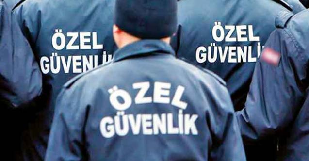İŞKUR'dan Güvenlik Personeli İş İlanları! Kamu ve özel kurumlara KPSS şartsız 834 güvenlik görevlisi alımı yapılacak