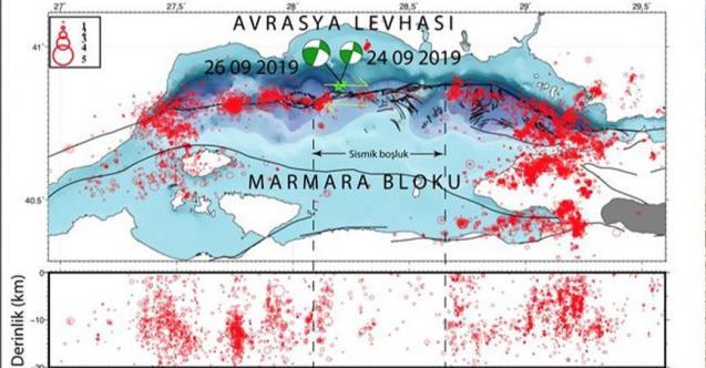 İstanbul'da son dakika artçı deprem sarsıntıları halkı tedirgin ediyor