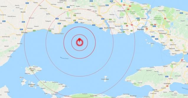 İstanbul Depreminin Fay Hattı Hakkında Korkutan Açıklama Yapıldı
