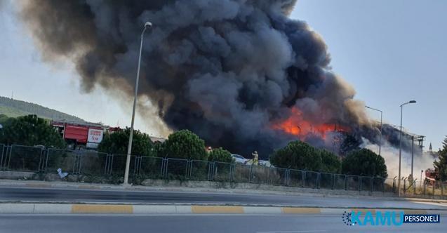 İstanbul Valiliğinden Tuzla'daki Yangın Hakkında Açıklama: 9 Kişi Yaralandı