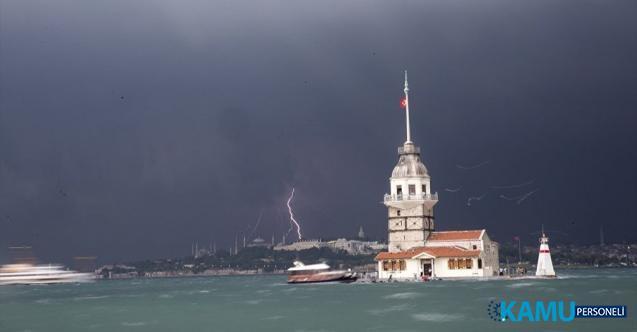 İstanbullular Dikkat: AKOM'dan Çok Önemli Uyarı