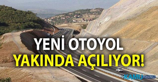 İzmir - Çandarlı Otoyolu yakında açılıyor