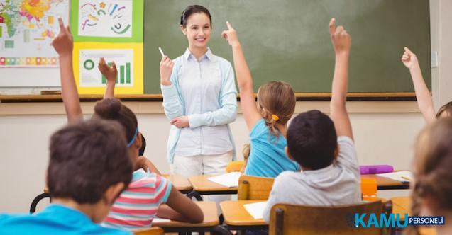 KPSS Şartsız Ücretli Öğretmen Alımına O Mezunlar da Başvurabiliyor