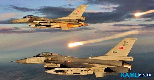 Kuzey Irak'a Operasyon: Çok Sayıda Terörist Etkisiz Hale Getirildi