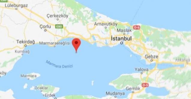 Marmara'da son depremler korkutmaya devam ediyor
