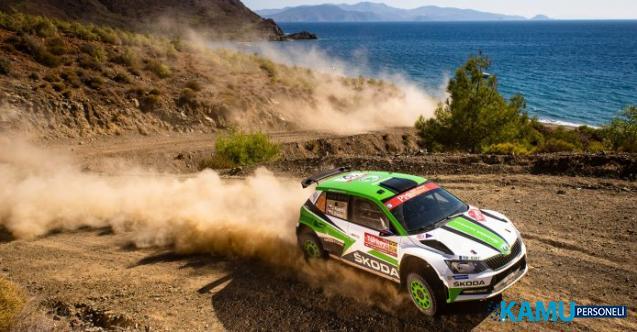 Marmaris'te WRC Dünya Rallisi için geri sayım başladı
