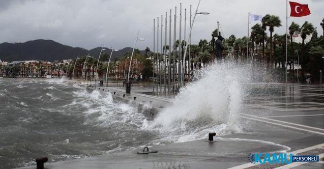 Meteoroloji'den İstanbul, Kocaeli, Yalova, Kırklareli ve Edirne İçin Flaş Uyarı: Şiddetli Fırtına Geliyor