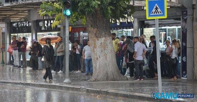 Meteoroloji'den İzmir, Manisa, Denizli, Aydın ve Muğla için kuvvetli yağış uyarısı!
