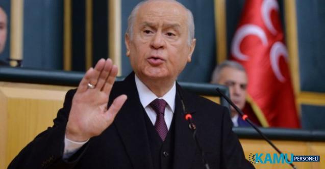 MHP lideri Bahçeli'den kötü haber! Hastaneye kaldırıldı