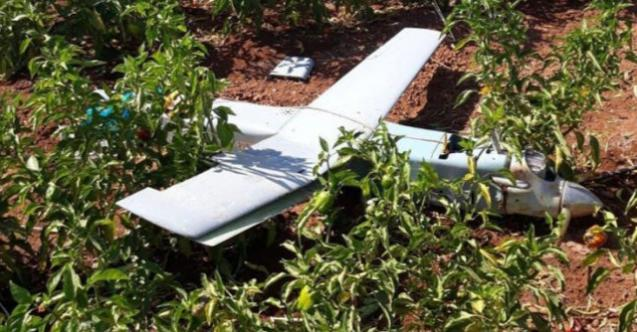 MSB'den Son Dakika haberi! TSK Suriye sınırında hava sahamızı ihlal eden İHA'ları vurarak düşürdü