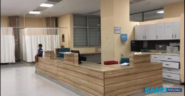 Şanlıurfa'nın Suruç ilçesindeki Devlet Hastanesi Acil Servisindeki skandalına soruşturma açıldı