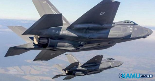 Son dakika haberi! ABD'den flaş F-35 açıklaması