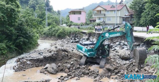 Son Dakika Samsun Valiliğinden Terme ve Salıpazarı'daki Sel Açıklaması
