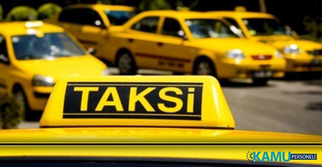 Taksi Ücretlerine Yapılan Zamda Yeni Gelişme: Zam Fazla Bulundu İndirim Yapıldı