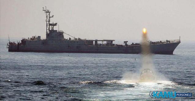 Tarihte bir ilk! İran, Rusya ve Çin'den ortak tatbikat kararı