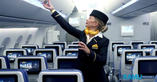 Yolcu Uçaklarında Görevli Hosteslik Şartları Nelerdir?