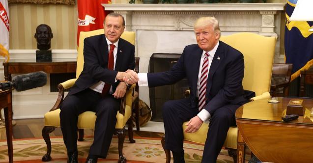 ABD Başkanı Trump'ın Cumhurbaşkanı Erdoğan'a yazdığı mektup ortaya çıktı! Beyaz Saray doğruladı